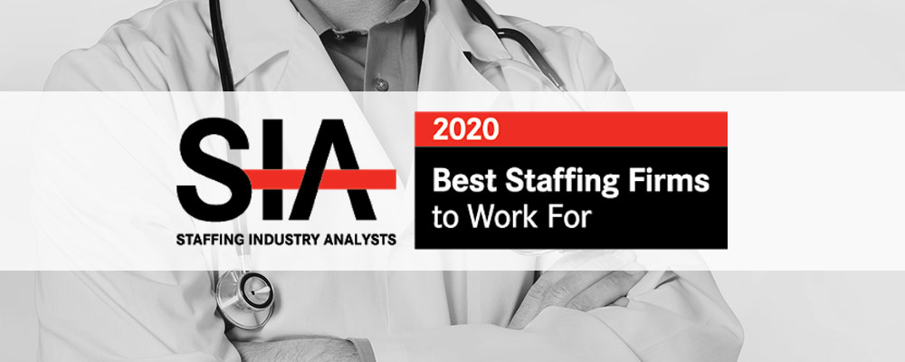 Ironside Human Resources Named as a Best Staffing Company 2020